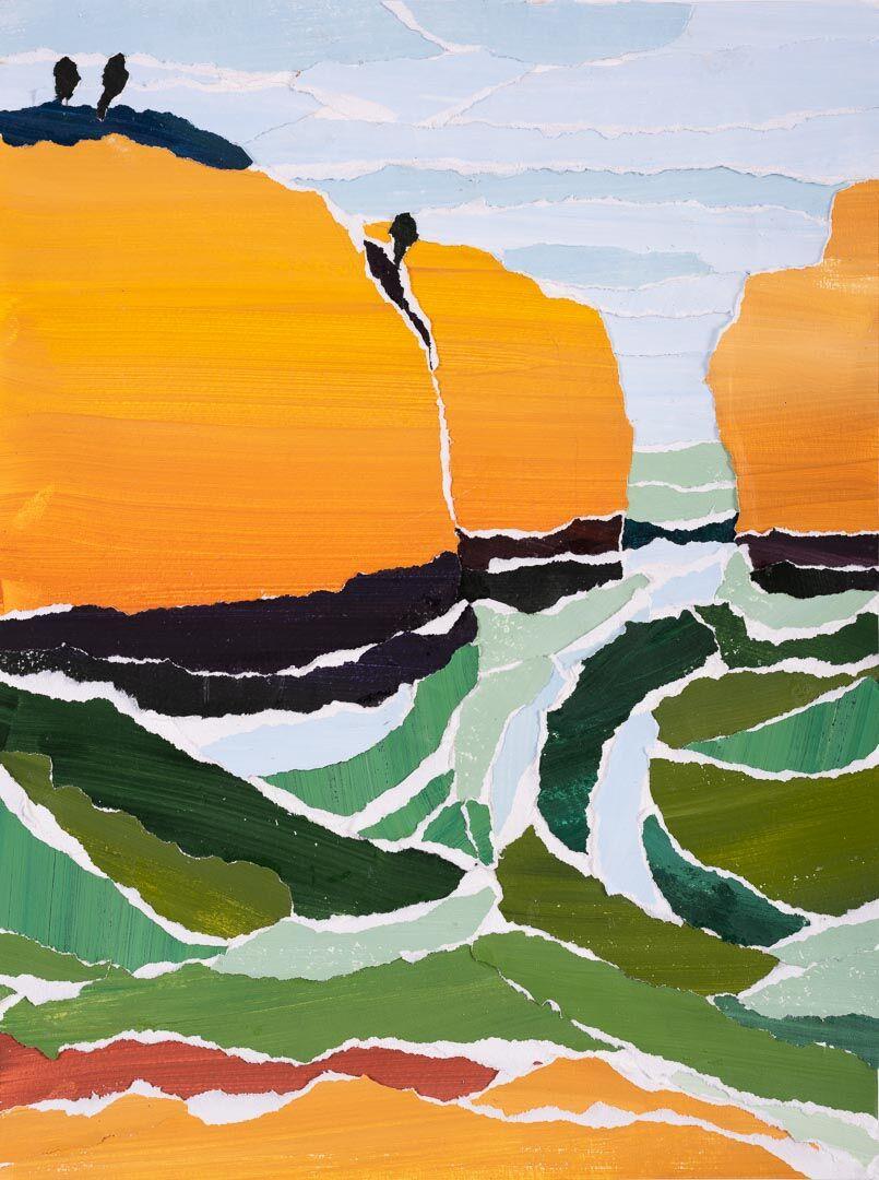 Kathy Fahey_Coastal Series 3_2020