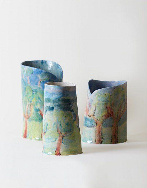 Landscape Vessels