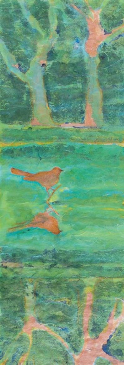 Bird Reflected