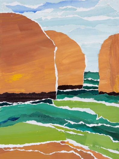 Kathy Fahey_Coastal Series 1_2020
