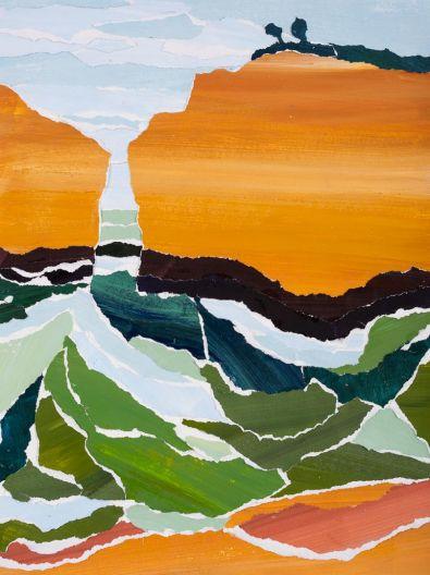 Kathy Fahey_Coastal Series 4_2020