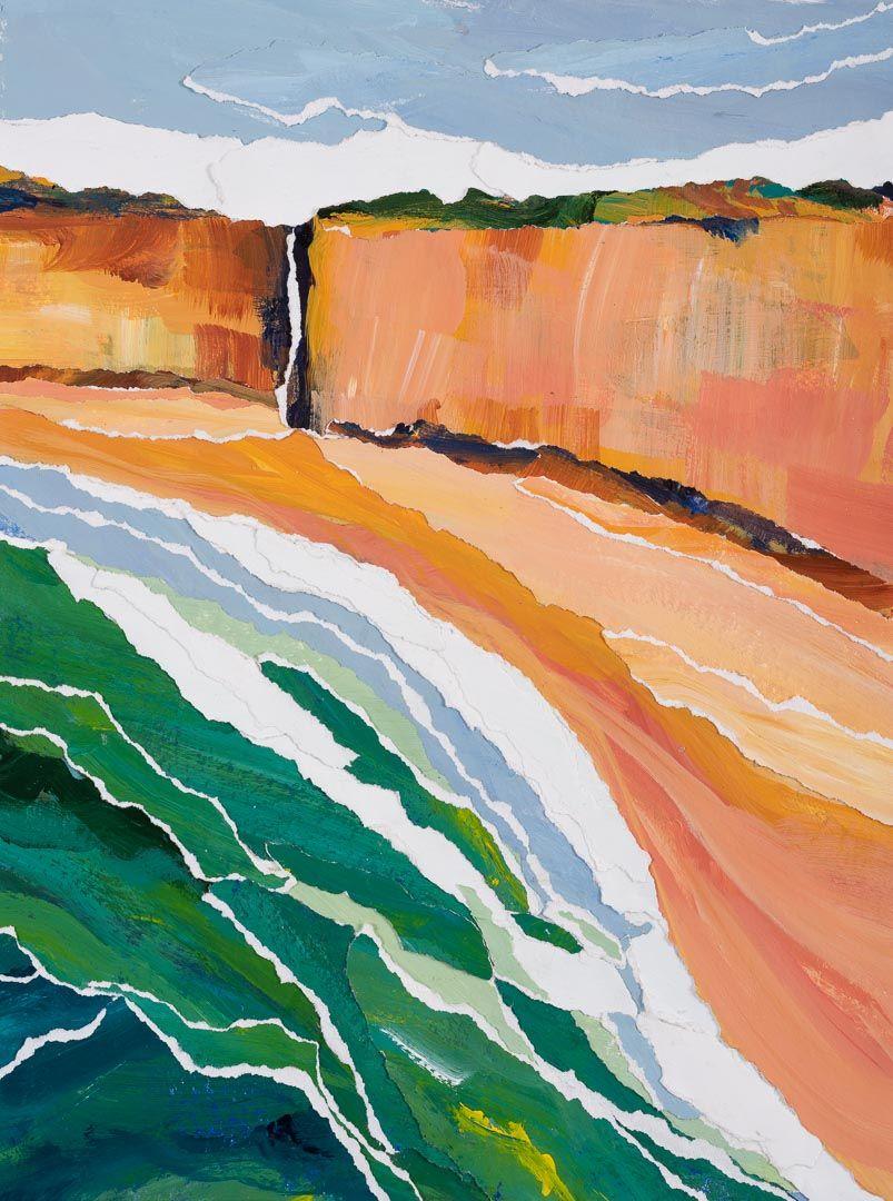 Kathy Fahey_Coastal Series 6_2020
