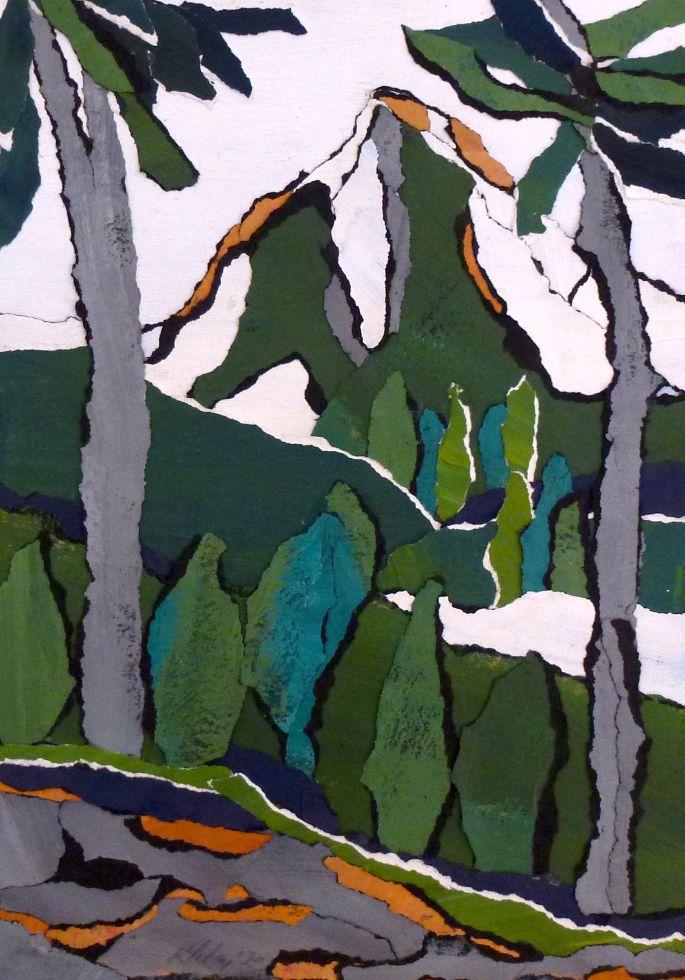 Kathy Fahey_Winter Landscape_2020