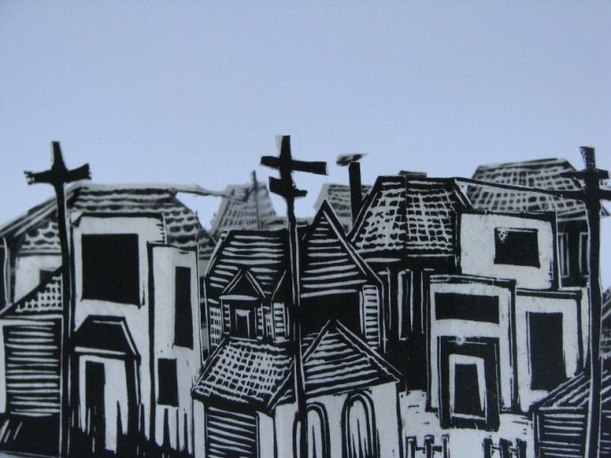 Streetscape (detail)