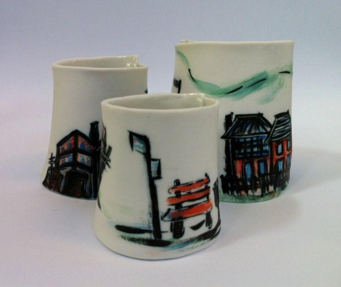 Urban Vessels